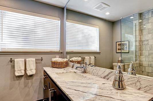 badkamers natuursteen