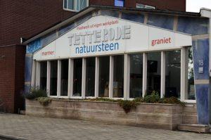tetterode natuursteen Amsterdam