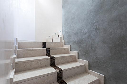 trappen natuursteen