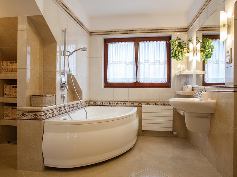 Badkamers van Natuursteen - Tetterode Amsterdam